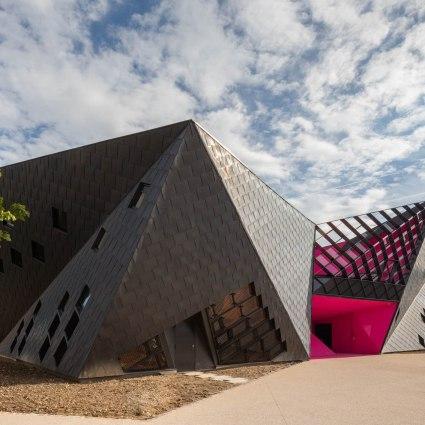 Centre culturel de Mulhouse / Paul le Quernec