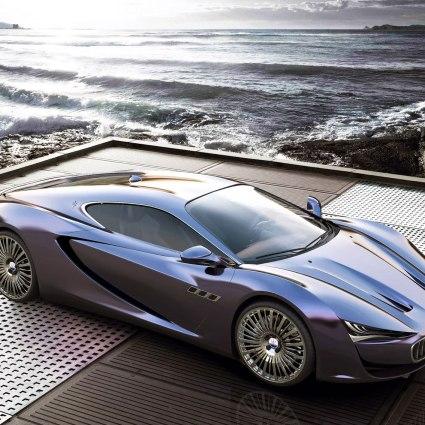 Maserati Bora Concept / Alexander Imnadze