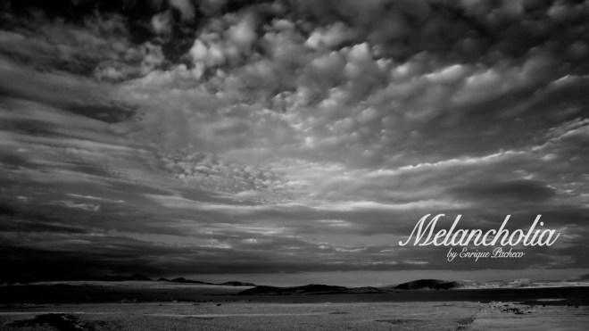 Melancholia - Enrique Pacheco