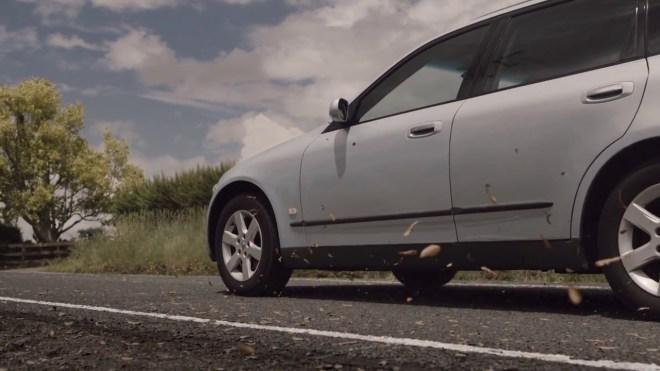 Campagne publicitaire pour la sécurité routière en Nouvelle-Zélande