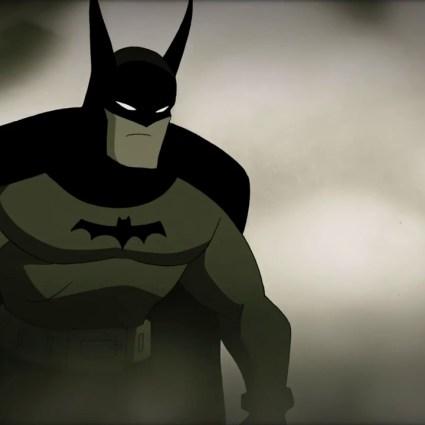 Batman : Strange Days / Un court métrage pour le 75ème anniversaire