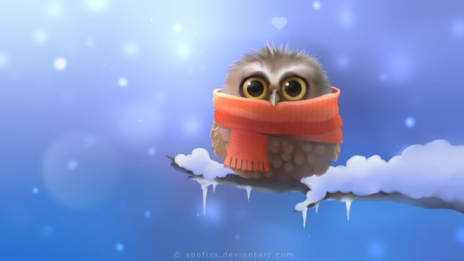 Little Owl by Rihards Donskis aka Apofiss