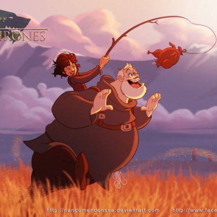 Game of Thrones by Disney
