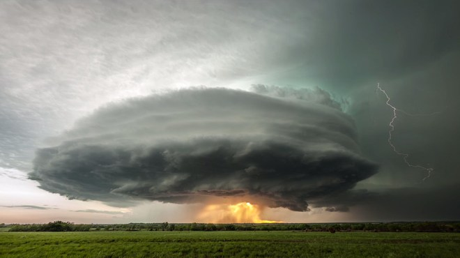 Supercell Storm 92889992