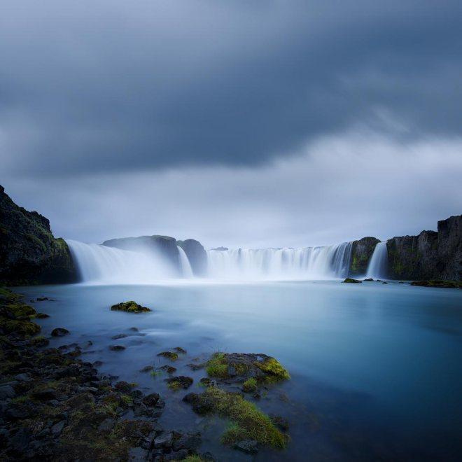 Sacred Water, Godafoss ©Jerome Berbigier
