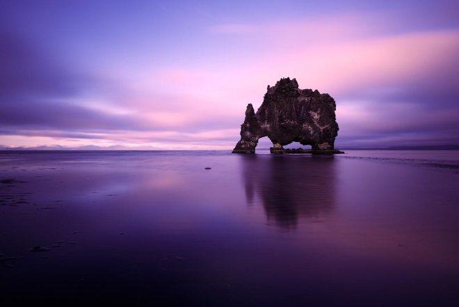 Hvitserkur Rock ©Jerome Berbigier