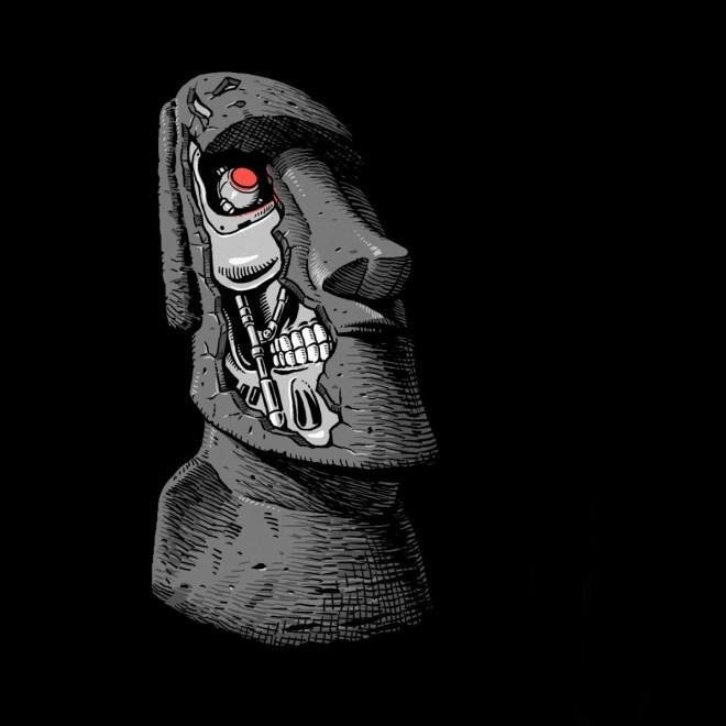 Moai Terminator