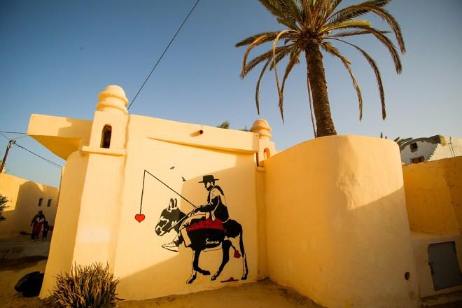 SUNRA - Djerbahood