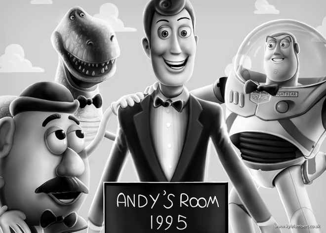 Toy Story Shining - Kyle Lambert 79472537