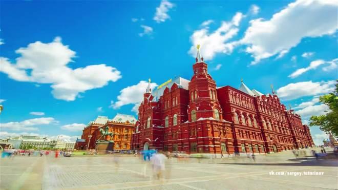 My Moscow by Sergey Tatarinov
