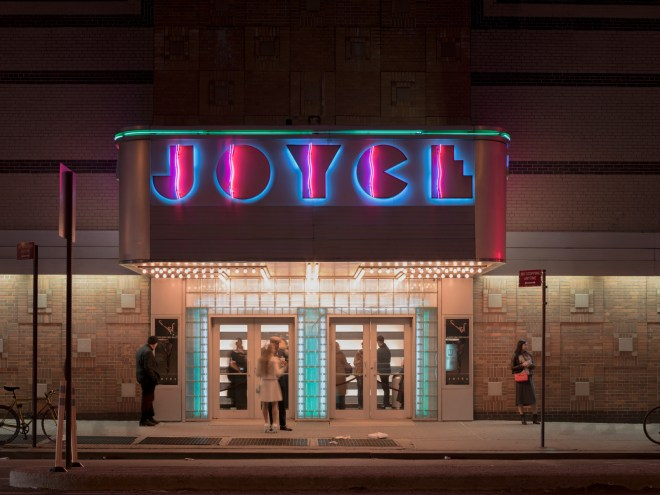The Joyce Theater, New York City, 2014