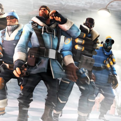 End Of The Line, un court métrage de Team Fortress
