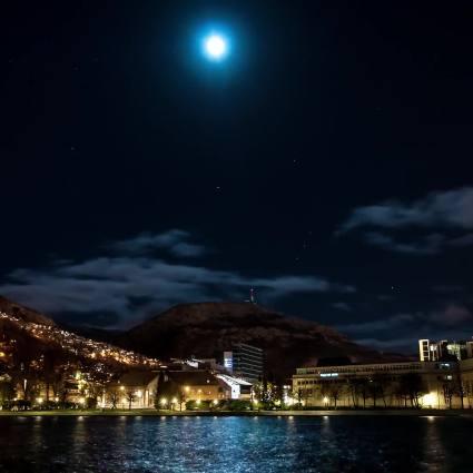 Click, Click, Click / Time-lapse de Bergen