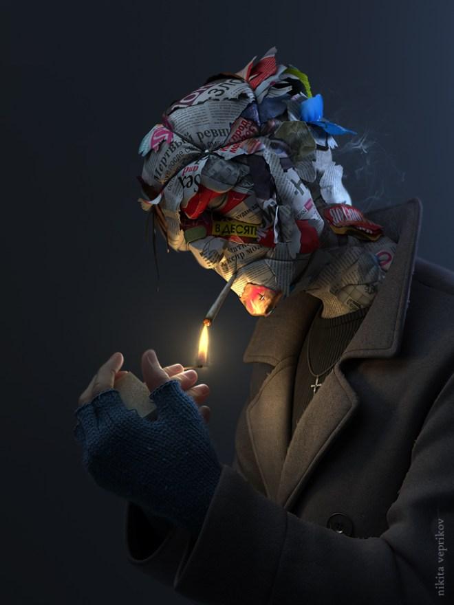 Paperhead - Nikita Veprikov