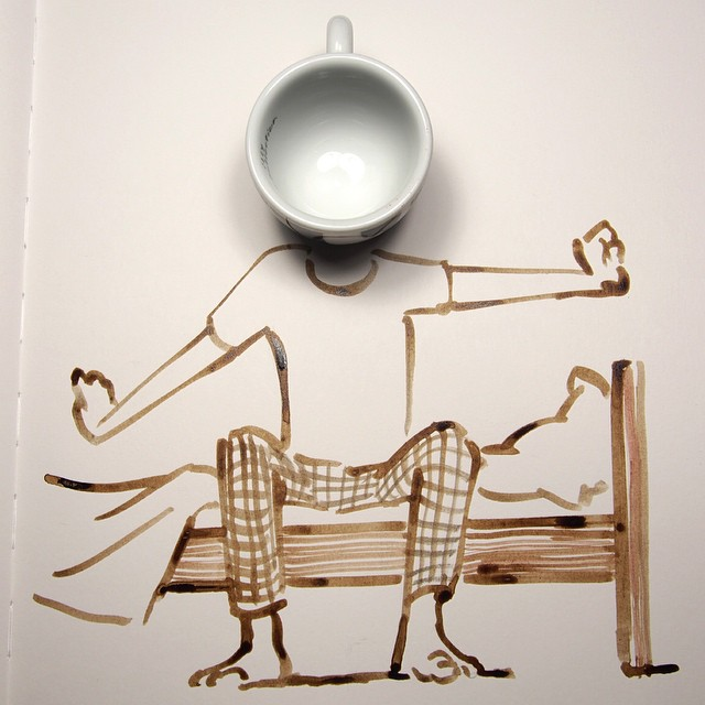 Yaaaawn. - Abstract Sunday - Christoph Niemann