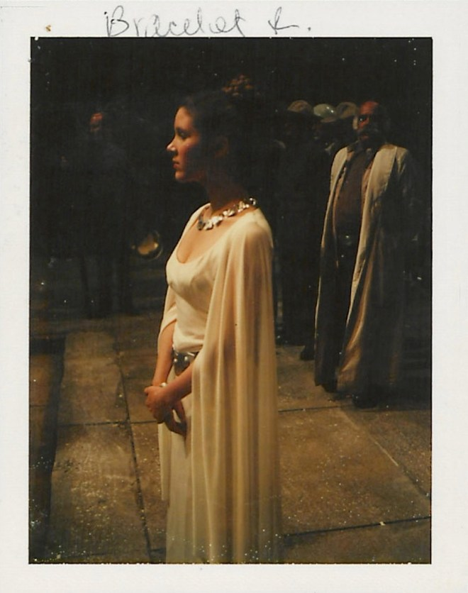 star-wars-1977-011-polaroid-visual-reference-of-carrie-fisher-as-princess-leia-with-bracelet-on-the-right-arm-sw155v-c