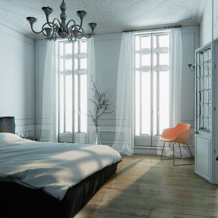 Unreal Paris, un appartement recréé avec Unreal Engine