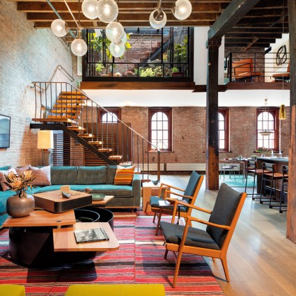 Caviar Warehouse Loft