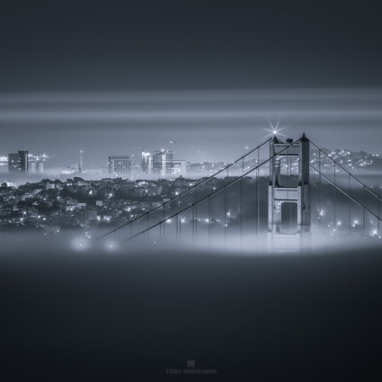 Gotham City SF / Timelapse
