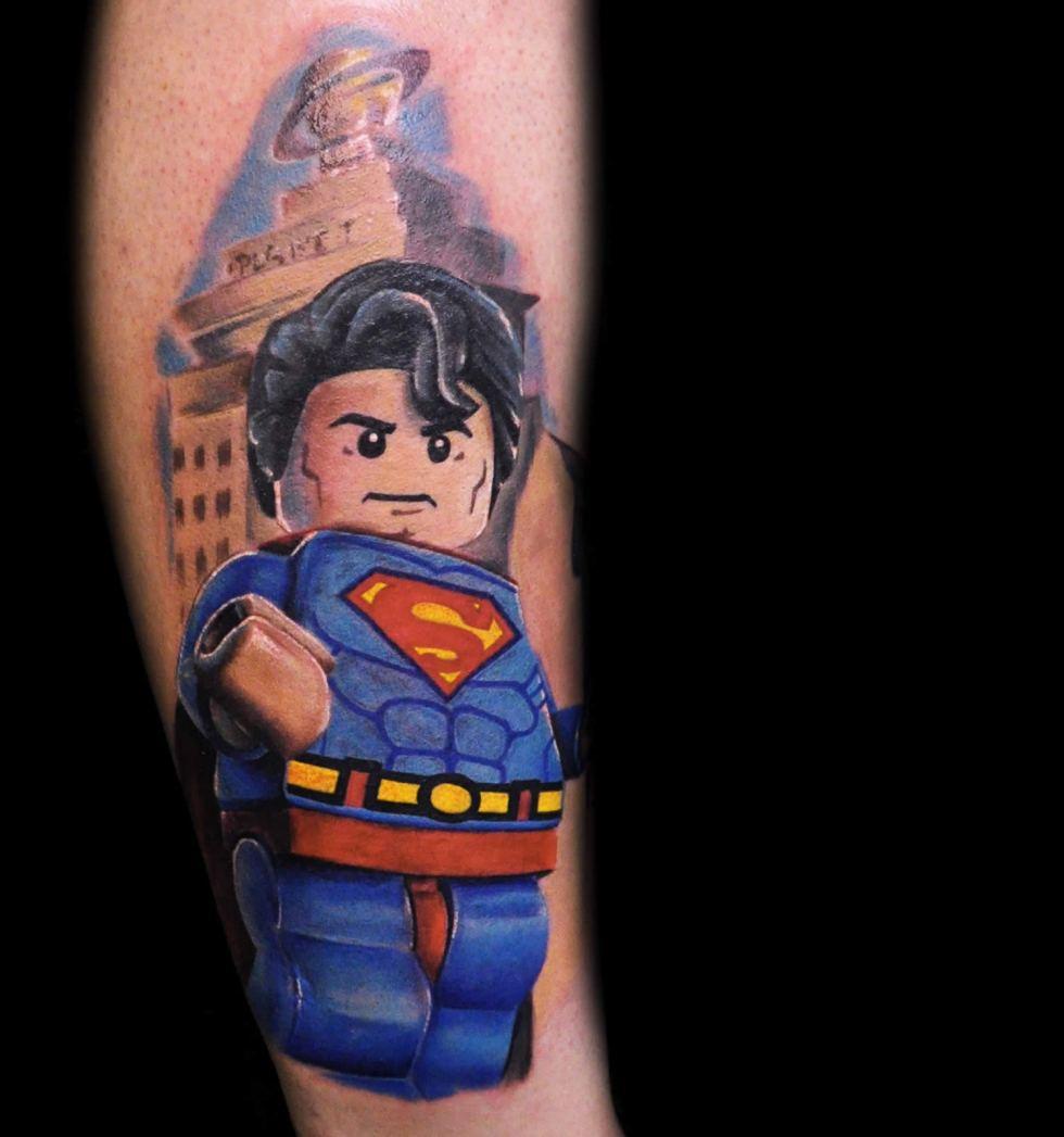 Max Pniewskis Tattoos 07377344