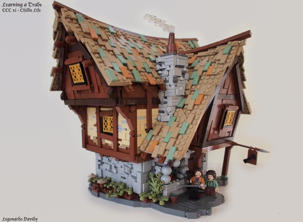 Learning a trade - LEGO - David Hensel