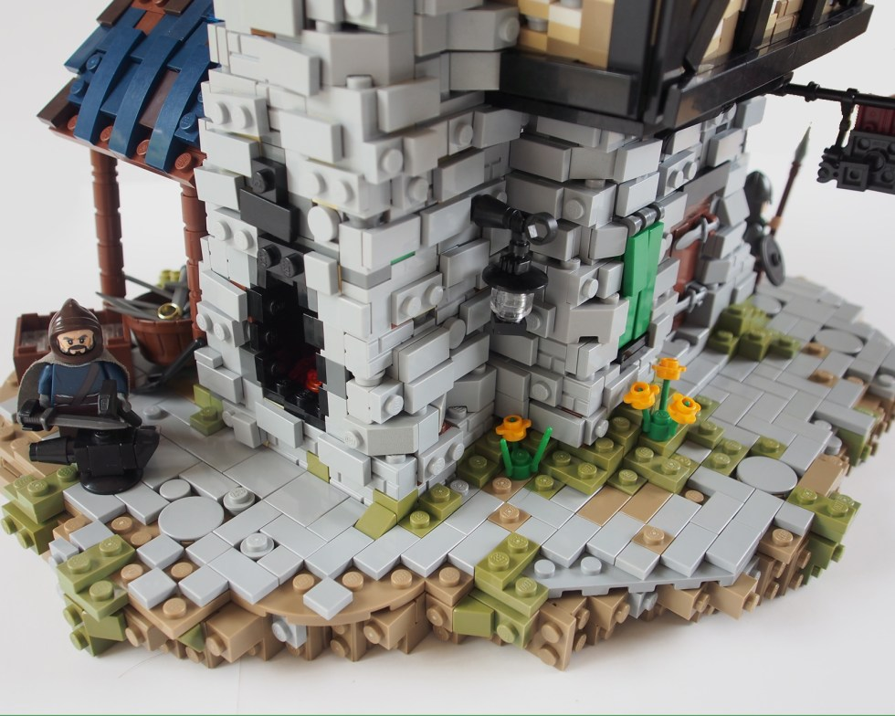 Blacksmith Shop - LEGO - David Hensel