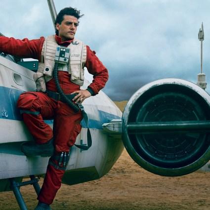 Star Wars VII : The Force Awakens / Photoshoot by Annie Leibovitz