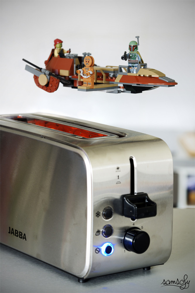 Jabba the toaster - Samsofy
