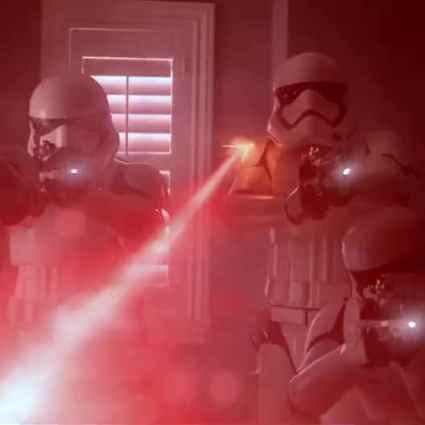Quand Star Wars s'incruste dans une publicité Duracell