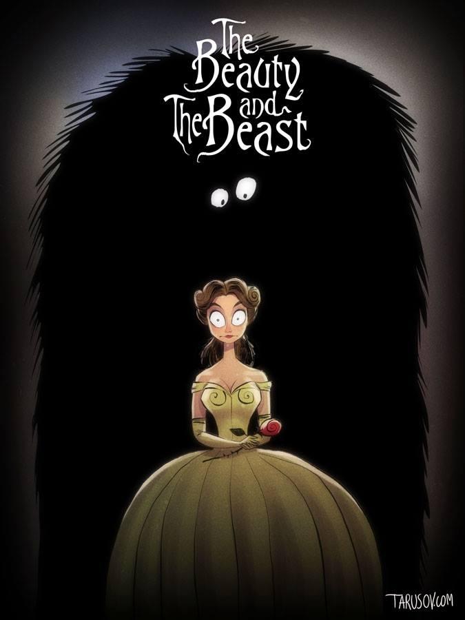 Andrew Tarusov Disney Tim Burton 99502418