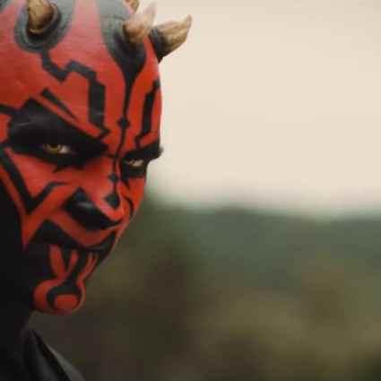 Court métrage Star Wars / Darth Maul : Apprentice