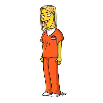 Pipper Chapman - Orange Is The New Black