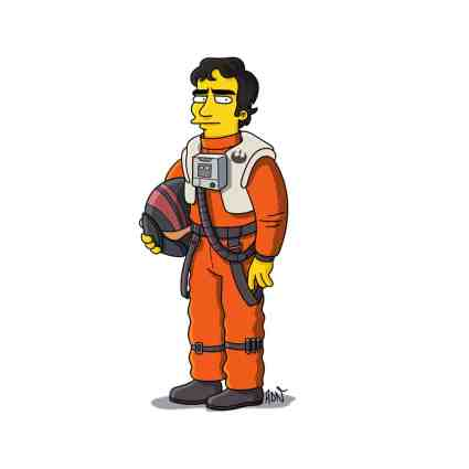 Poe Dameron - Star Wars Episode VII