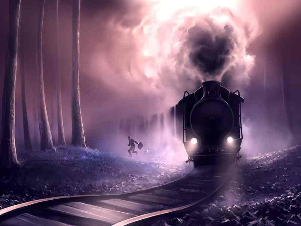 Train train quotidien - Cyril Rolando
