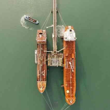 Port de Rotterdam / Overview