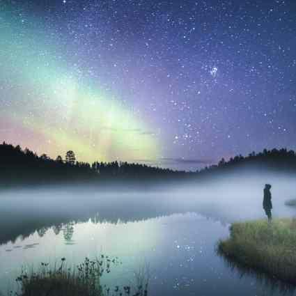 Les paysages de rêve de la Finlande / Tiina Törmänen