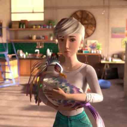 Farewell / Un court métrage d'animation bouleversant sur le deuil et le lâcher prise