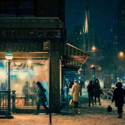 New York in the snow / Franck Bohbot