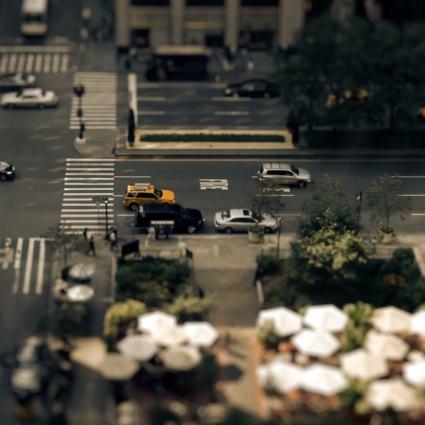 Un jour de la vie des New Yorkais en miniature