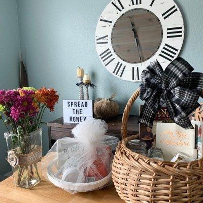 DIY Thanksgiving Hostess Gifts