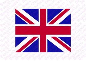 Union Jack Flag WM