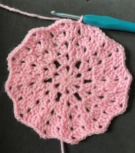 Crochet Bunny Blanket Comforter Blanket 5