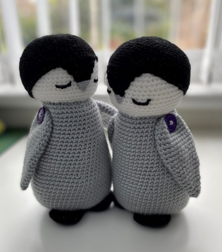 Crochet Penguin Free Pattern