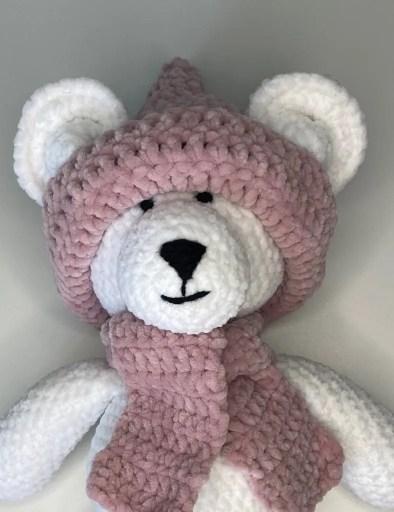 crochet beejui bear