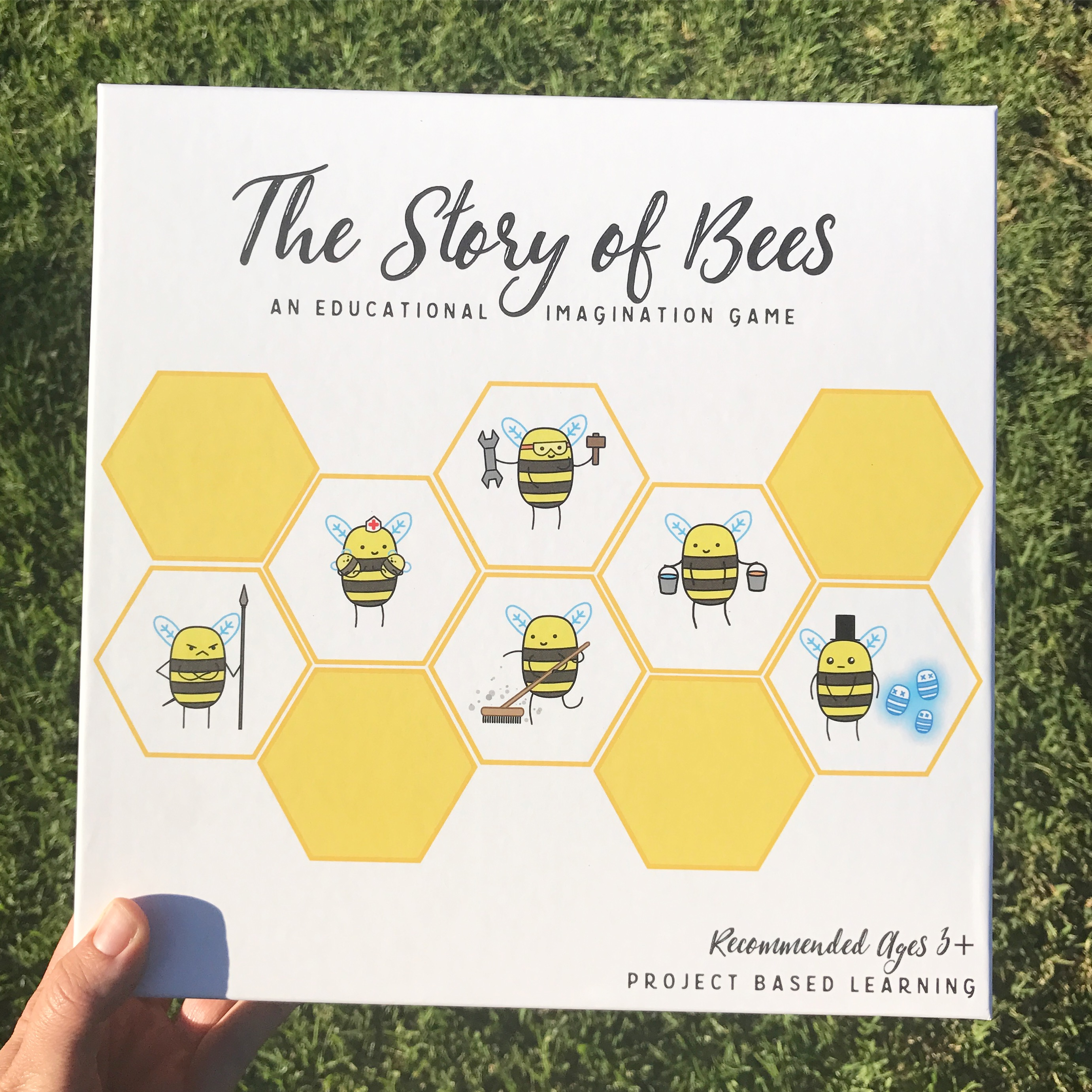 The Story Of Bees Educational Game