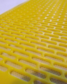 Queen Excluder - 46cm x 46cm - for British National Bee Hives - Plastic