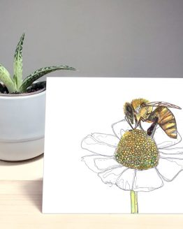 Bee Prints and Cards by Emily Kaye Design