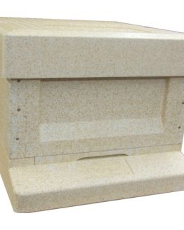 Commercial Poly Hive with No Supers - 1