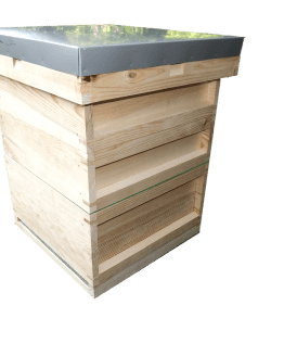 Complete Wooden Hives
