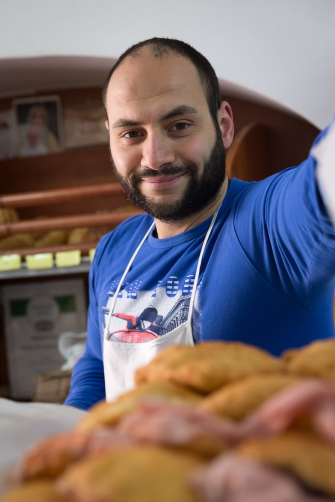 Italianen zijn trots op hun eten.